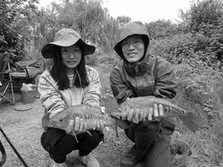 Family Fishing Lessons London