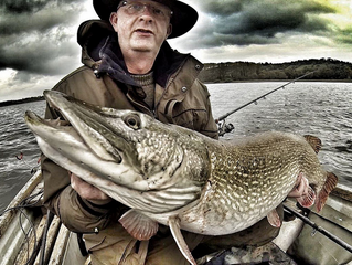 With spring on its way its time to unveil our new, EXCITING, fishing adventures for 2015