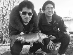 Learn to fish with friends in London