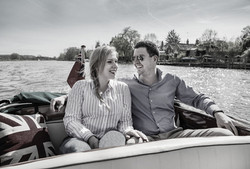 Romantic days on the River Thames