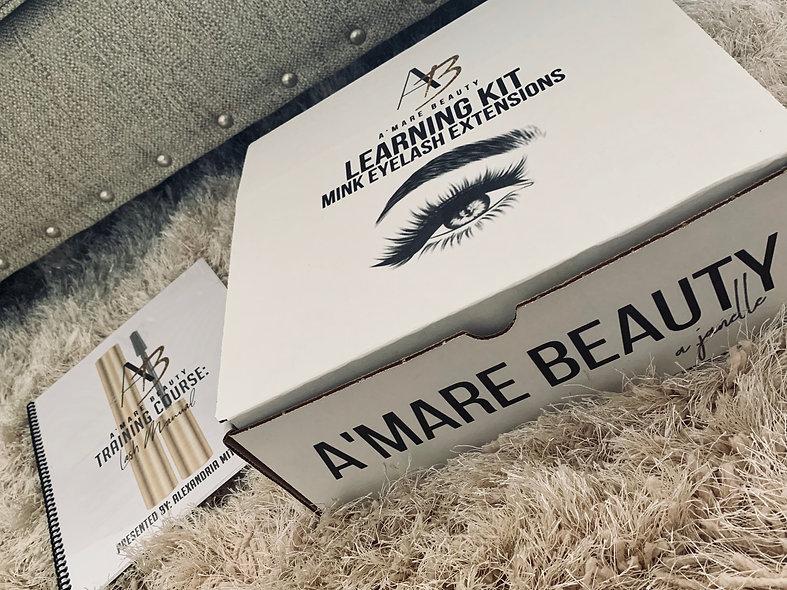 AB Lash Training Box & Manual