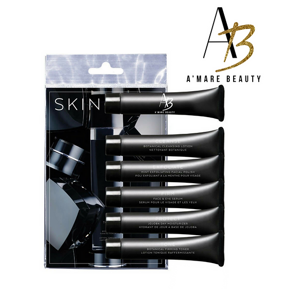 A'mare Beauty Skin Care Sample Pack