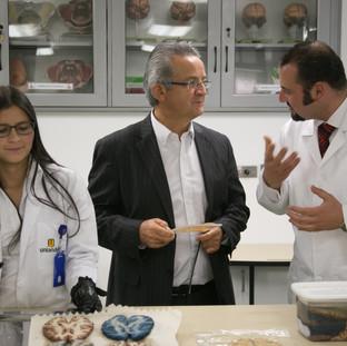 Así como la educación, la investigación es uno de los pilares fundamentales del desarrollo.