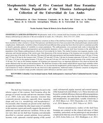 laboratorio anatmia universidad de los andes