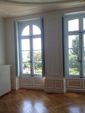 Rénovation d'une demeure dans le style