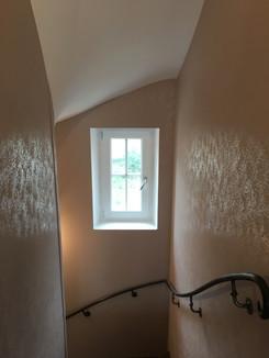 Cage d'escalier : produit déco Lumio