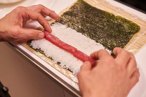 Corso di Sushi, Maki e Nigiri