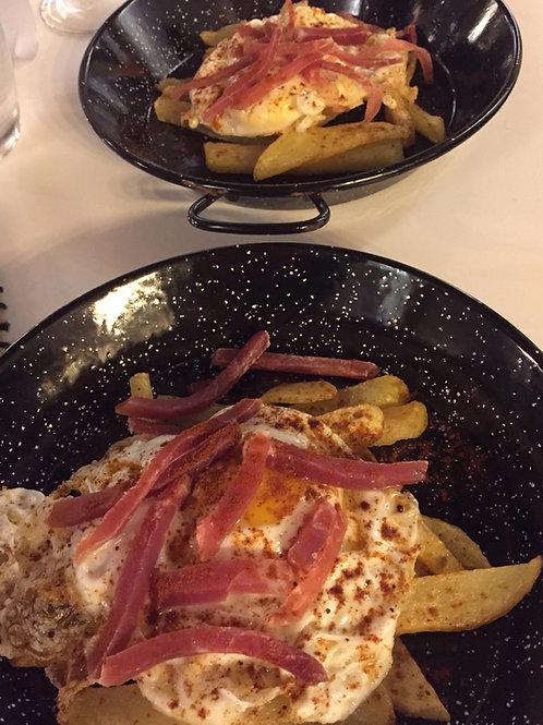 Corso di Tapas Livello I,cucina Spagnola.