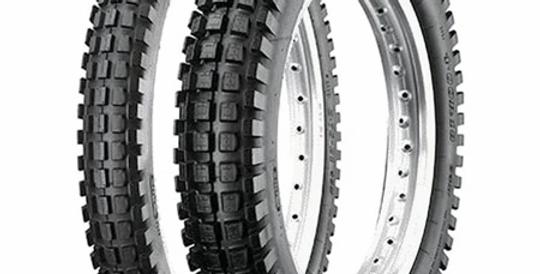 Dunlop D803GP Trials
