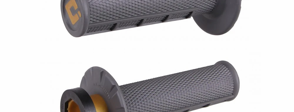 ODI Half-Waffle Lock-On MX Grips