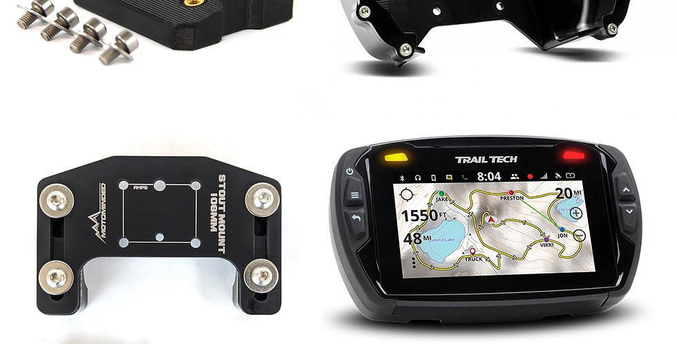 MJR Voyager Pro Kit