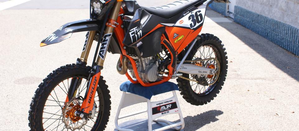 DSMX: KTM 500 EXC