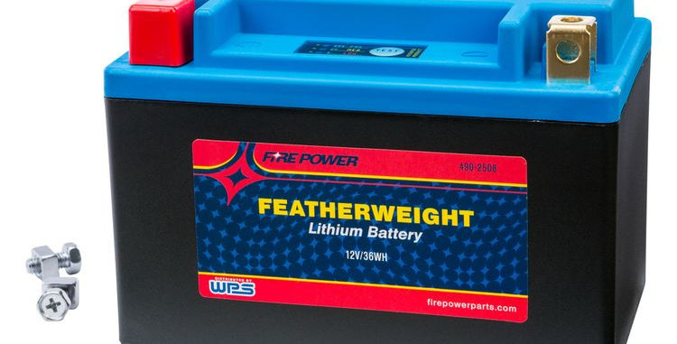 FirePower Featherweight Lithium Battery