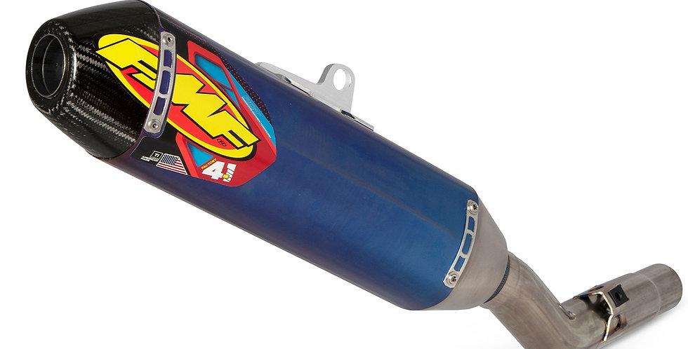FMF 4.1 RCT Titanium Anodized Muffler (Slip-On)