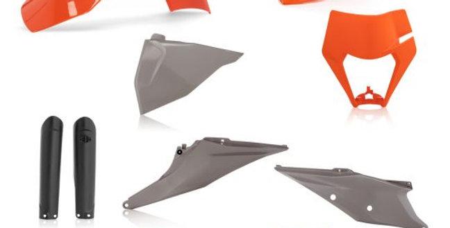 Acerbis Plastic Kit (KTM EXC) 2020+