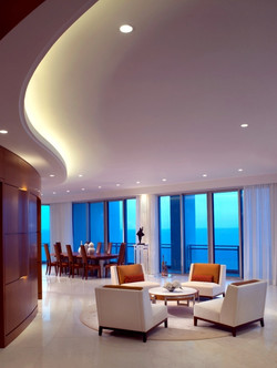 MULTILEVEL STRETCH CEILINGS