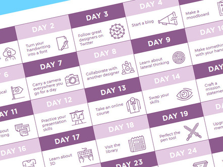 30 Day Design Challenge