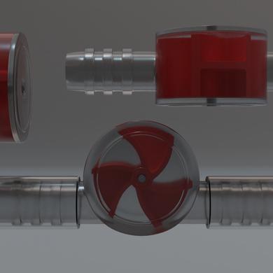 WMB Water Wheel (Look Dev)