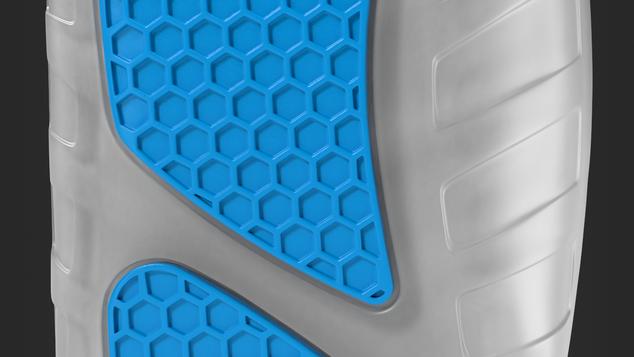 Insole 9 - Gel Arch 3.4 Memory Foam FRON