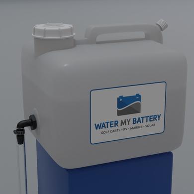 WMB Water Tank (Look Dev)
