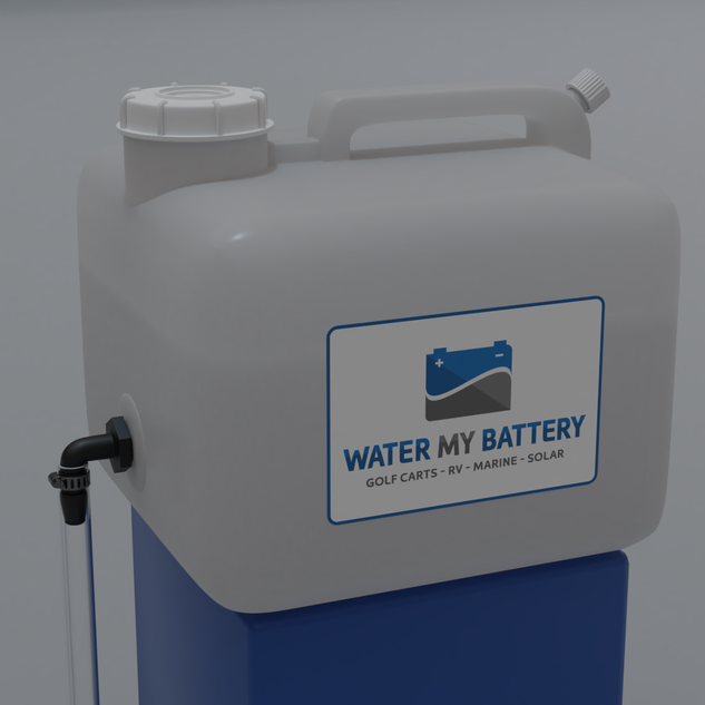 WMB Water Tank (Look Dev)