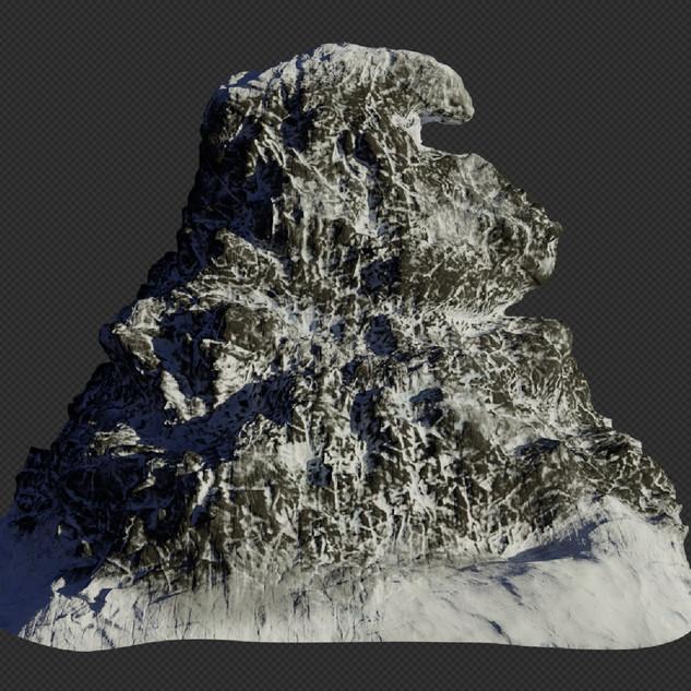 Mount Crumpit Sculpt