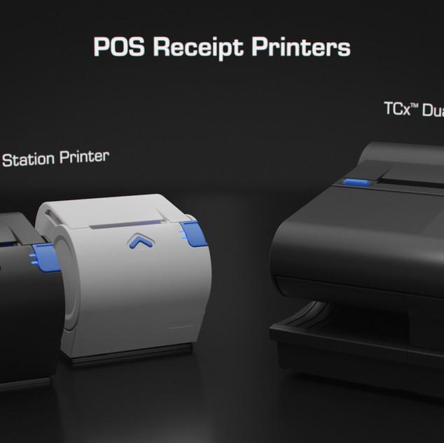 Printer Presentation Shot