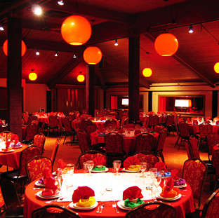 Kowloon, Luau Banquet Room