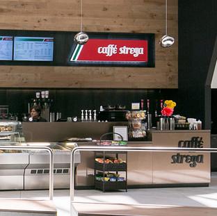 Caffe Strega, Summer Street