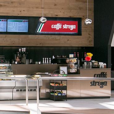 Caffe Strega Summer Street