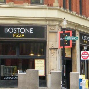 Bostone Pizza Financial District