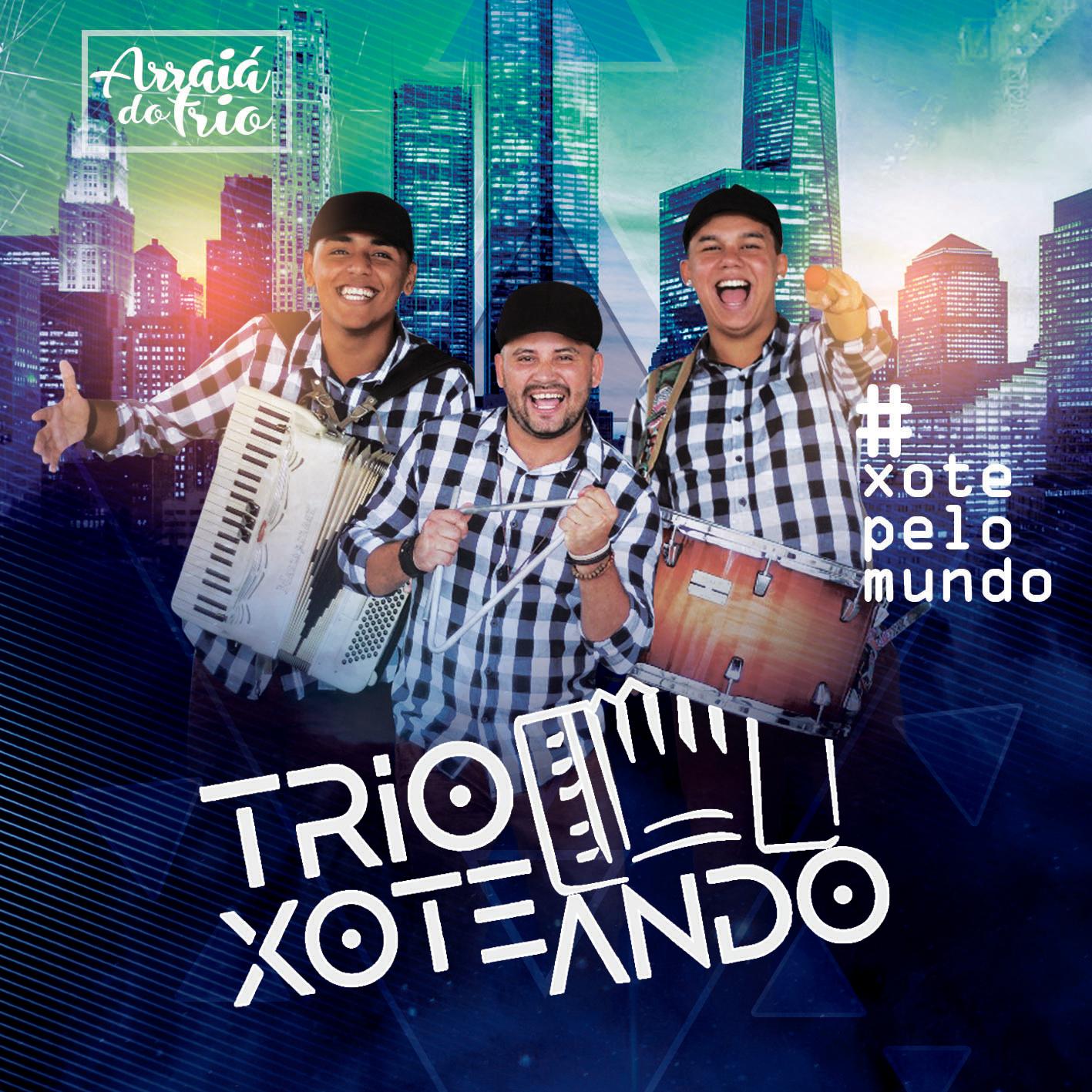 CAPA CD TRIO XOTEANDO FRENTE
