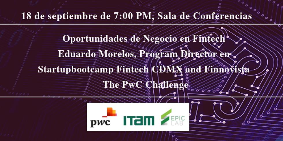 Taller Oportunidades de Negocio en Fintech. The PwC Challenge: Banking the Unbankable, Financial Inclusion Puzzle