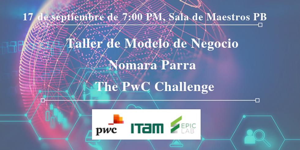 Taller Modelo de Negocios. The PwC Challenge: Banking the Unbankable, Financial Inclusion Puzzle