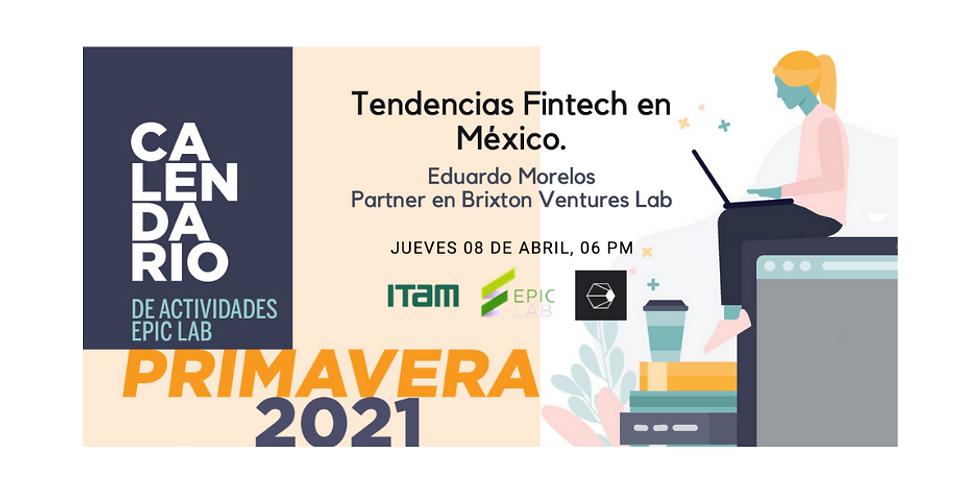 Tendencias Fintech en México