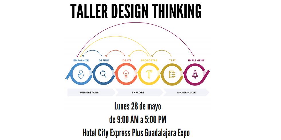 Innovación, Confianza Creativa y Diseño de Productos y Servicios a través del Pensamiento de Diseño (Design Thinking)
