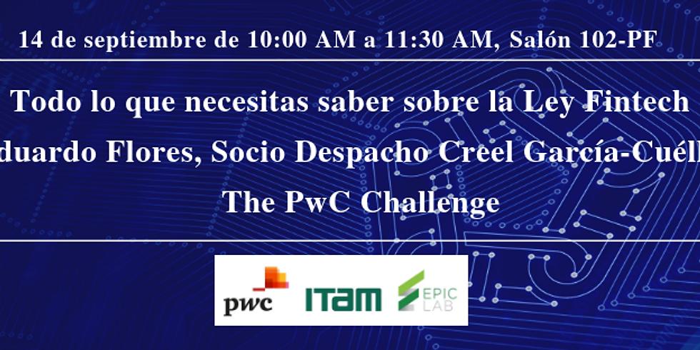 Todo lo que necesitas saber sobre la Ley Fintech. The PwC Challenge: Banking the Unbankable, Financial Inclusion Puzzle