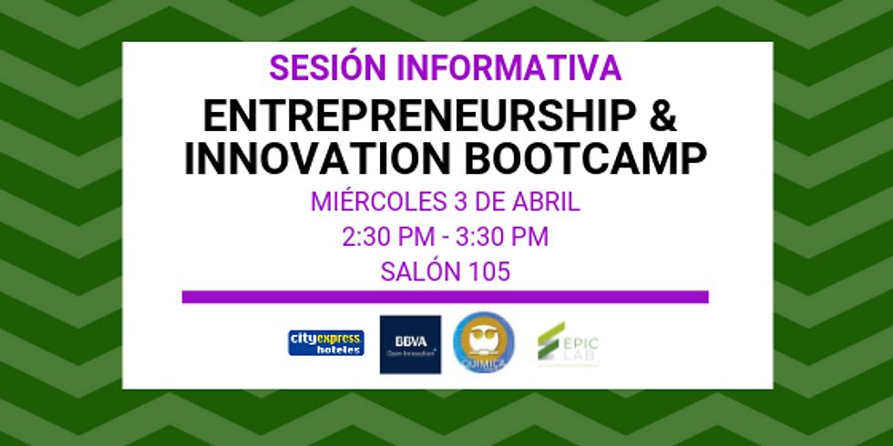 Sesión Informativa 3 de abril