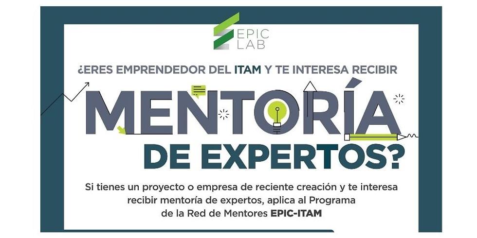 Sesión Informativa Red de Mentores 2020