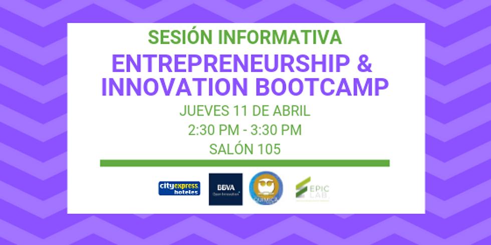 Sesión Informativa 11 de abril