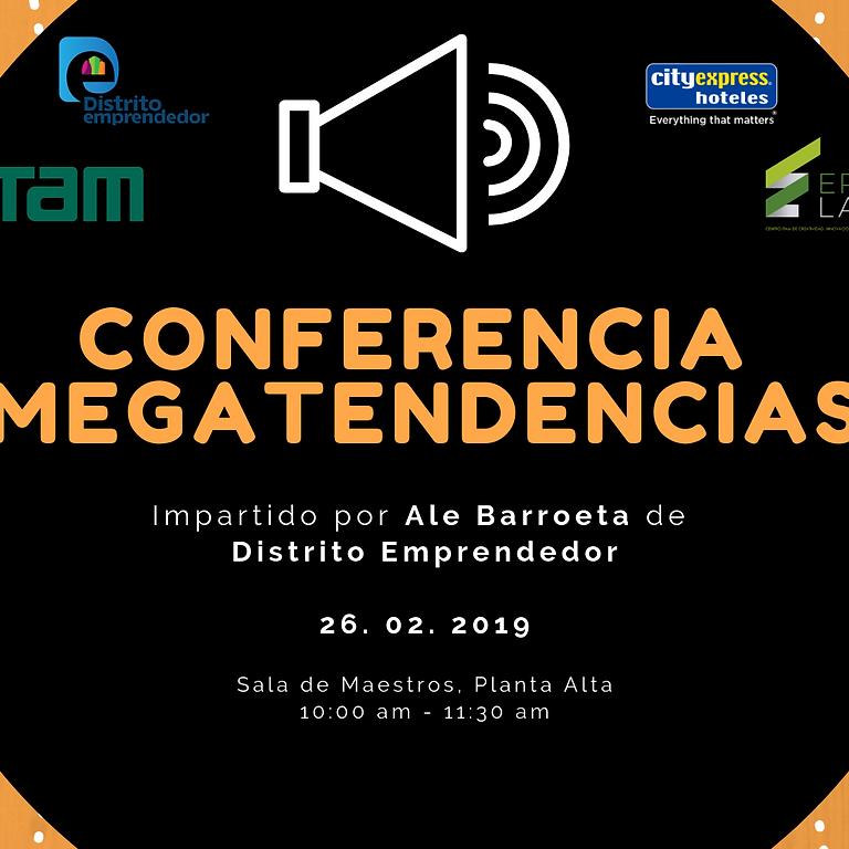 Conferencia MegaTendencias