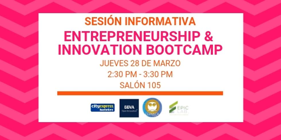 Sesión Informativa 28 de Marzo