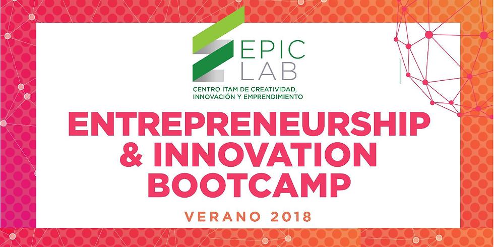 Sesión informativa Bootcamp EPIC Lab