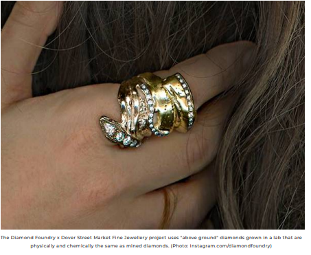 The innovators creating a beauty future with sustainable, ethical diamonds