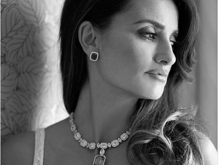 Penelope Cruz launches Sustainable Jewellery Collection with Swarovski