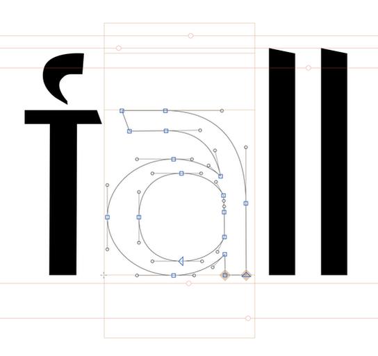Progress in Glyphs