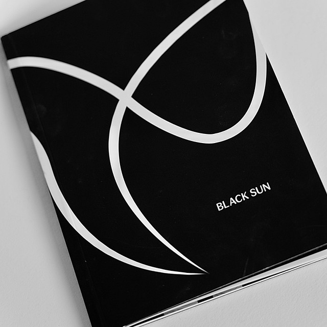 BLACK SUN PHENOMENON BOOK DESIGN