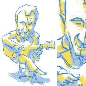 Jazz Guitartist