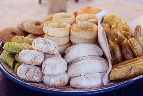 Moroccan Confectionary