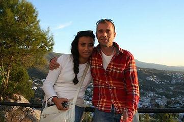 Marcus & Sanaa Waters